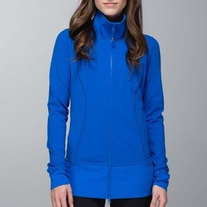 Lululemon Nice Asana Jacket - Baroque Blue